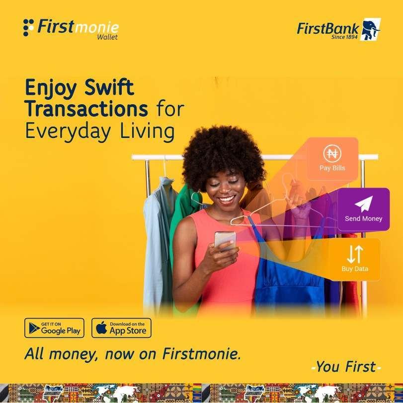 Firstmonie Wallet - FirstBank Nigeria